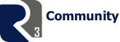 R3 Community Services Logo
