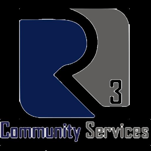 R3 Community Services Logo